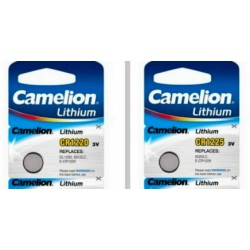 PILE CAMELLION CR1620