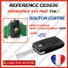 CLE VIERGE CE0536 COFFRE HU83 FSK